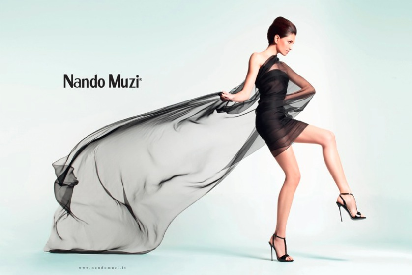 publicité Nando Muzi