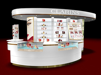 architecture-design Clarins
