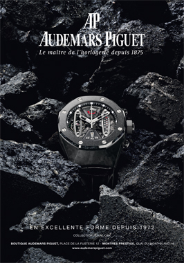 advertising Luxury watches