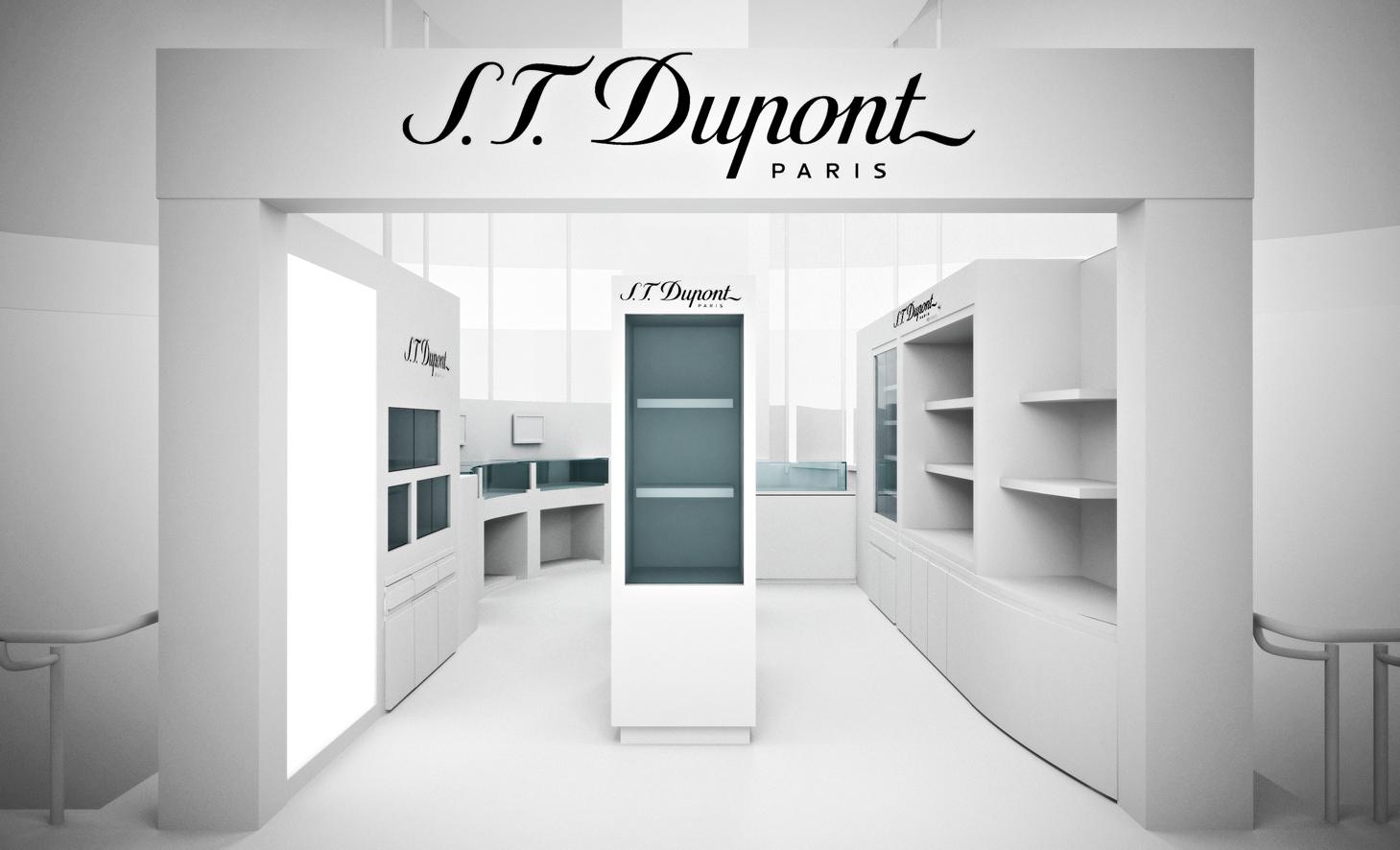 architecture-design S.T. Dupont